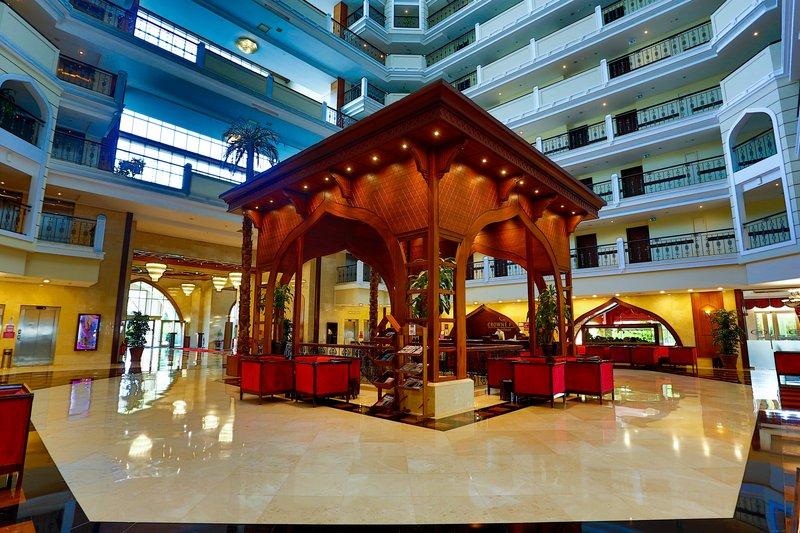 Crowne Plaza Antalya-Hotel Lobby<br/>Image from Leonardo