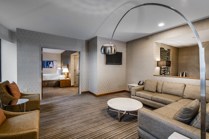 Crowne Plaza Seattle-Downtown-Our rooms are designed for corporate and leisure traveler alike.<br/>Image from Leonardo
