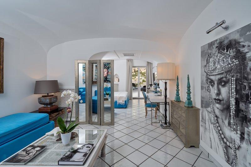 Hotel Villa Franca Positano-Master Room<br/>Image from Leonardo