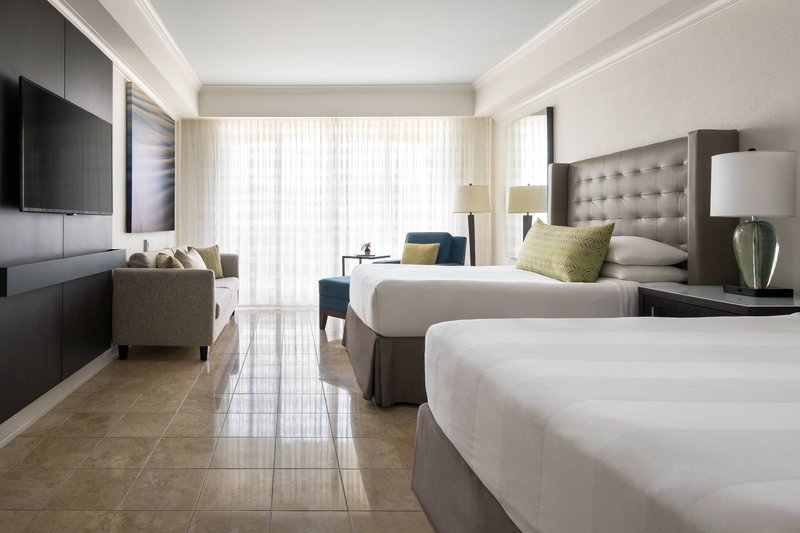 St. Kitts Marriott Resort-Double/Double Guestroom<br/>Image from Leonardo