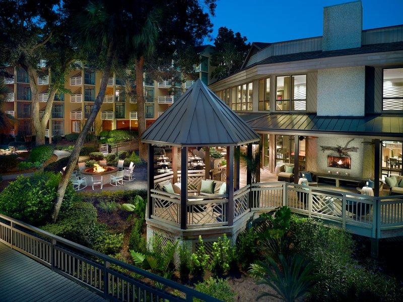 Omni Hilton Head Oceanfront Resort-Gazebo<br/>Image from Leonardo