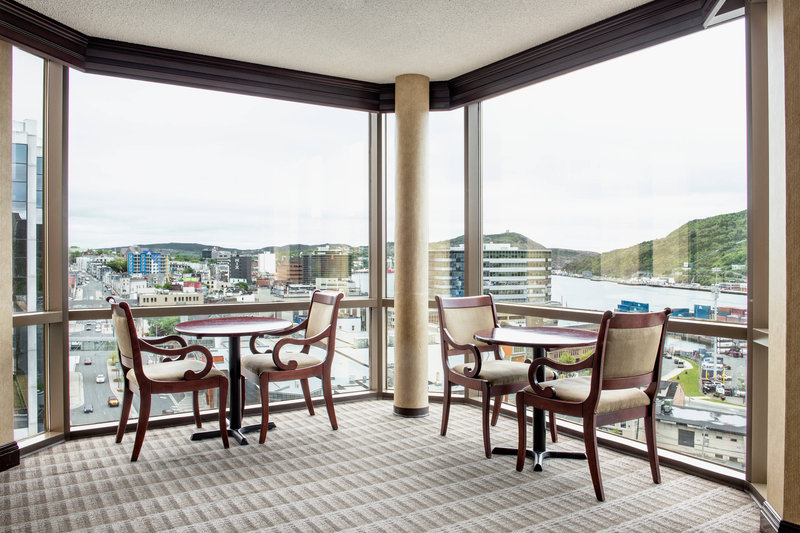 Delta Hotels by Marriott St John's Conference Centre-Club Lounge<br/>Image from Leonardo