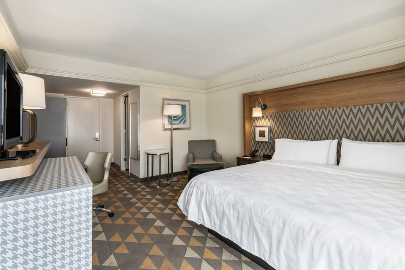 Crowne Plaza Pittsfield-Berkshires-Guest Room <br/>Image from Leonardo