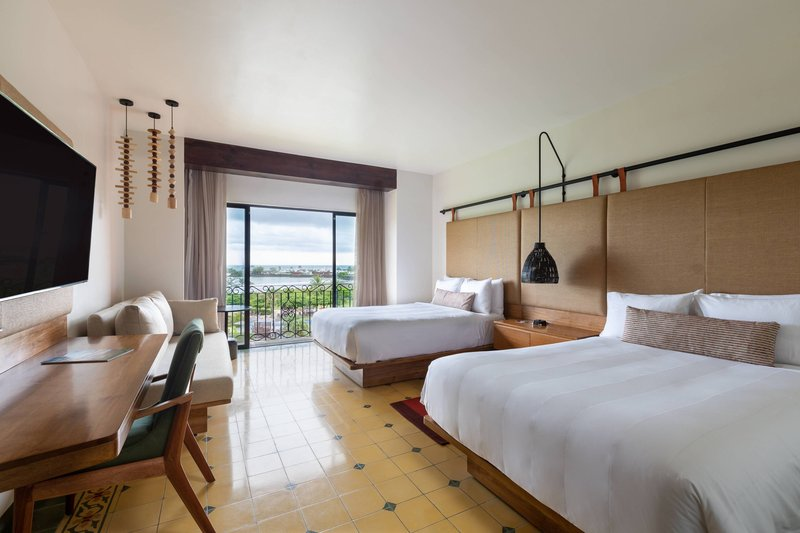 Marriott Los Suenos Ocean & Golf Resort-Double/Double Ocean View Guest room<br/>Image from Leonardo