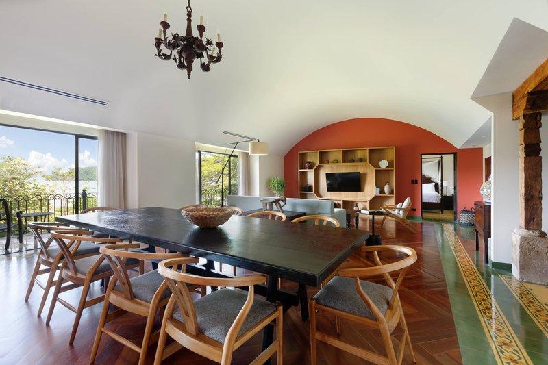Marriott Los Suenos Ocean & Golf Resort-Presidential Suite - Living Area<br/>Image from Leonardo