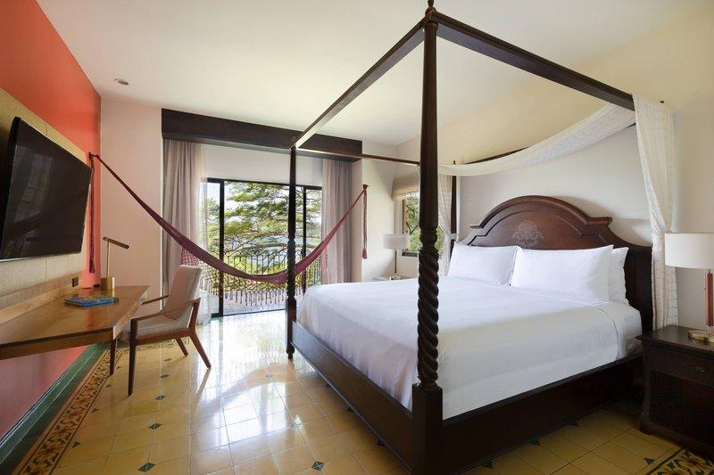 Marriott Los Suenos Ocean & Golf Resort-Presidential Suite - Bedroom<br/>Image from Leonardo