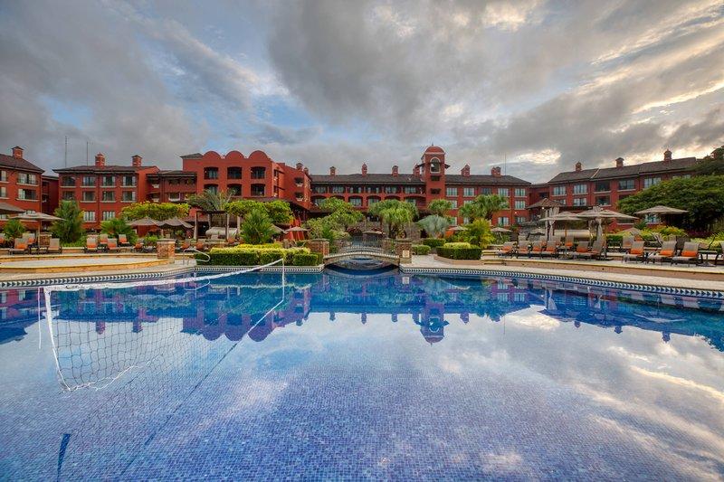 Marriott Los Suenos Ocean & Golf Resort-Outdoor Pool<br/>Image from Leonardo