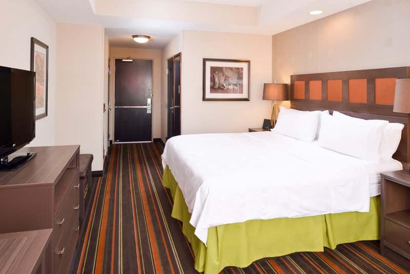 Holiday Inn Amarillo West Medical Center-At the end of a long day, relax in our clean, fresh guest rooms.<br/>Image from Leonardo