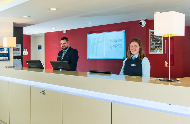 Holiday Inn Express Milton Keynes-Our team are available 24/7 for any questions you might have<br/>Image from Leonardo