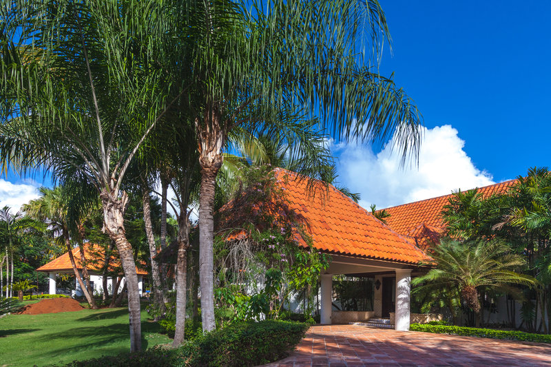 Casa De Campo - Villa Almendros Classic 4 Bedroom Entrance <br/>Image from Leonardo
