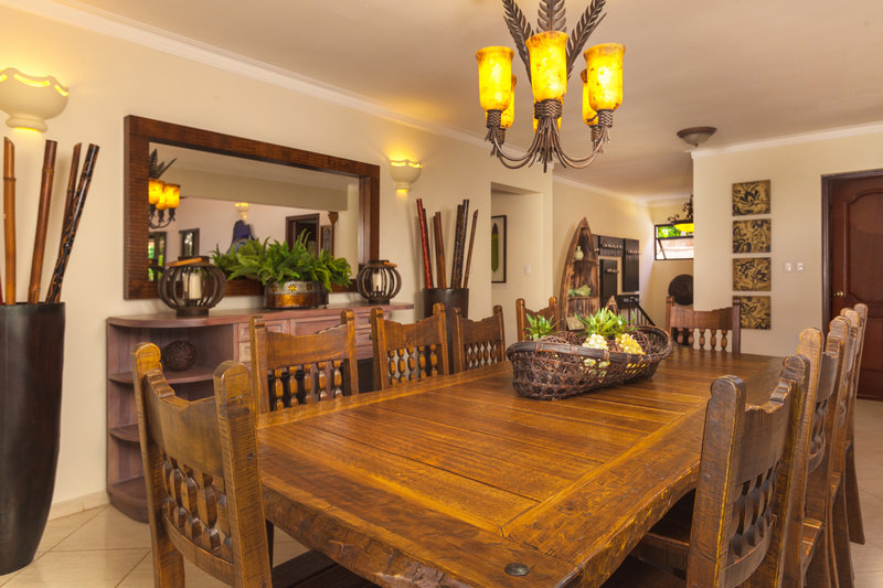 Casa De Campo - Villa Almendros Classic 4 Bedroom Dining <br/>Image from Leonardo