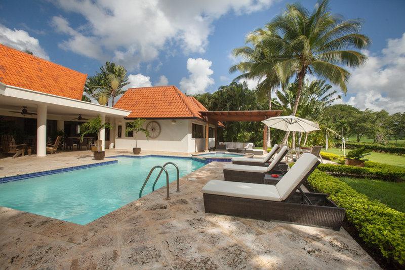 Casa De Campo - Villa Almendros Classic 4 Bedroom Pool <br/>Image from Leonardo