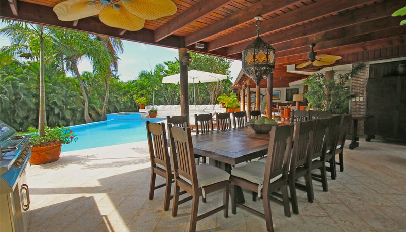 Casa De Campo - Villa Del Caribe Classic 4 Bedroom Patio <br/>Image from Leonardo