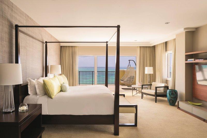 THE RITZ-CARLTON, ARUBA - Ritz Carlton Suite - King Bedroom <br/>Image from Leonardo