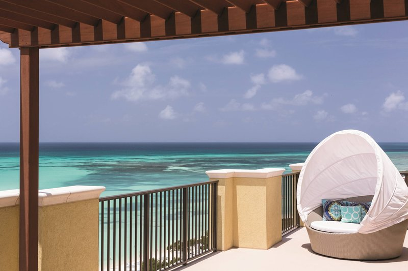 THE RITZ-CARLTON, ARUBA - Ritz-Carlton Suite - Terrace <br/>Image from Leonardo