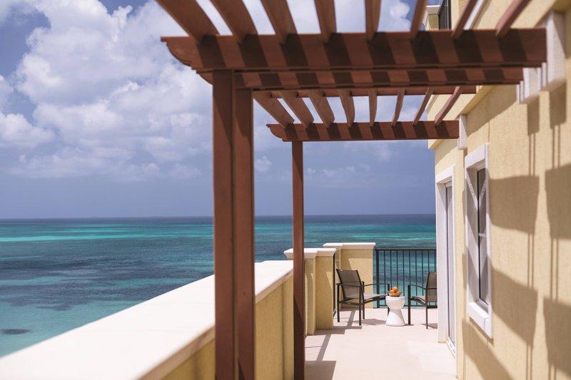 THE RITZ-CARLTON, ARUBA - Deluxe Suite - Terrace <br/>Image from Leonardo