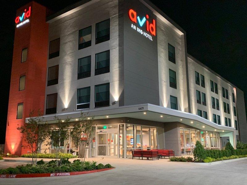 Avid Hotel Oklahoma City Airport-Hotel Exterior<br/>Image from Leonardo