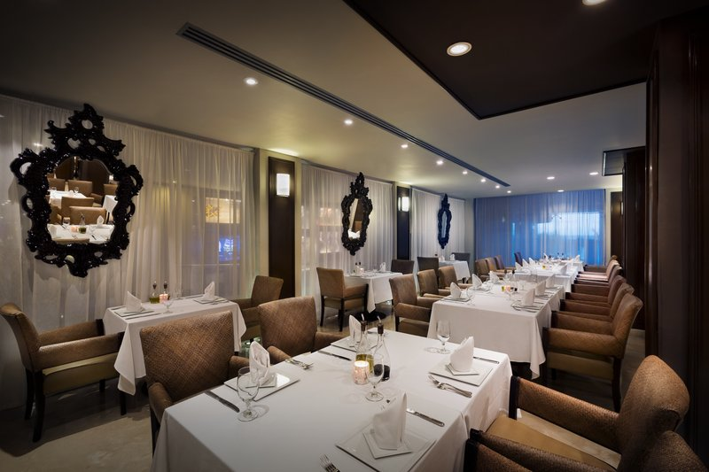 Hard Rock Cancun - HRHCancun Ciao Restaurant <br/>Image from Leonardo