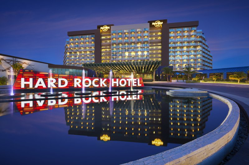 Hard Rock Cancun - HRHCancun Exterior <br/>Image from Leonardo