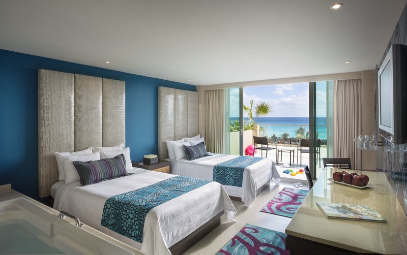 Hard Rock Cancun - HRHCancun Guest Room <br/>Image from Leonardo