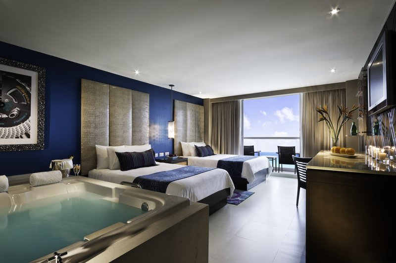 Hard Rock Cancun - HRHCancun Guest Room Double <br/>Image from Leonardo