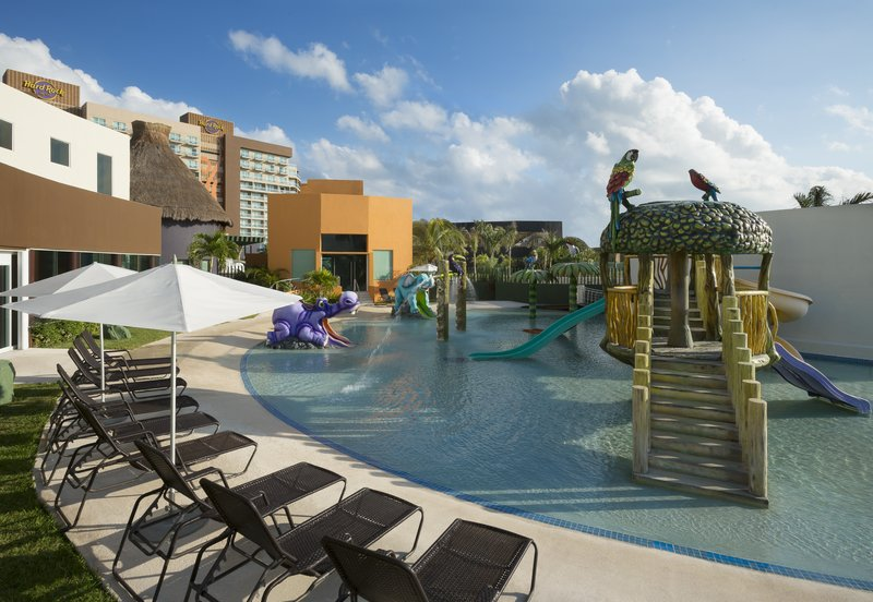 Hard Rock Cancun - HRHCancun Kids Club Pool <br/>Image from Leonardo