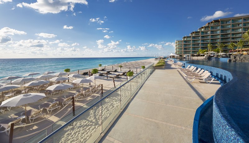 Hard Rock Cancun - HRHCancun Pool Beach <br/>Image from Leonardo