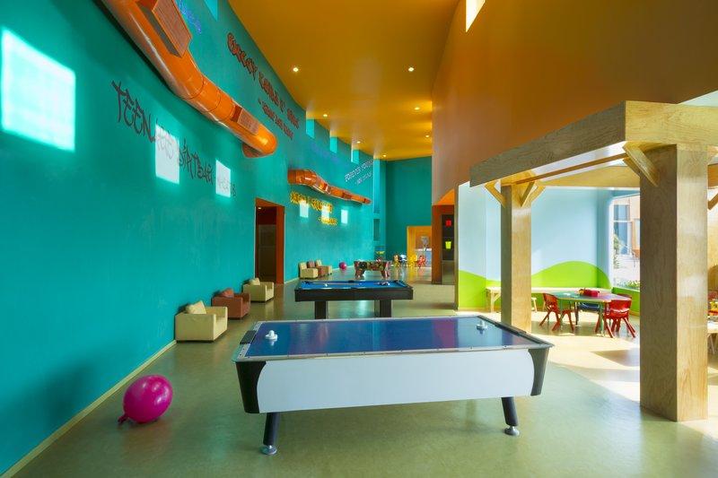 Hard Rock Cancun - HRHCancun Kids Club Interior <br/>Image from Leonardo