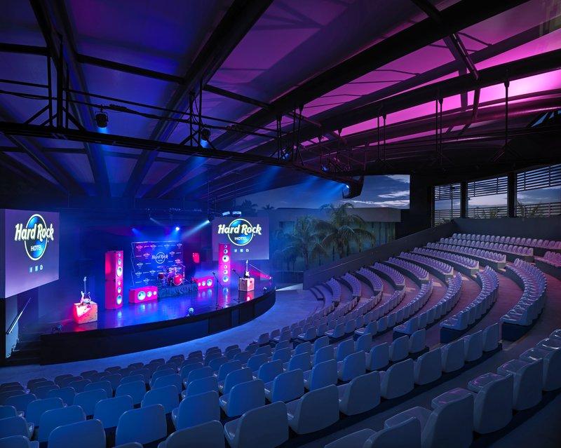 Hard Rock Cancun - HRHCancun Ampitheatre <br/>Image from Leonardo