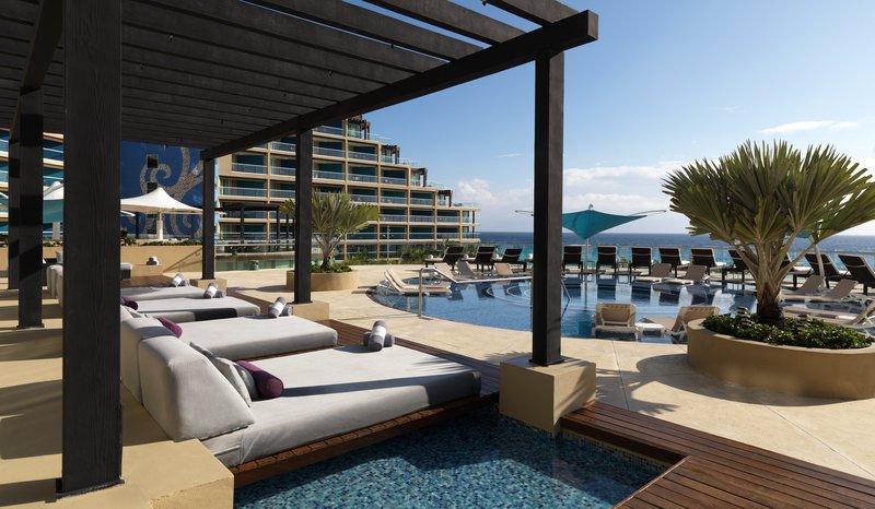 Hard Rock Cancun - HRHCancun Upper Pool Deck V <br/>Image from Leonardo