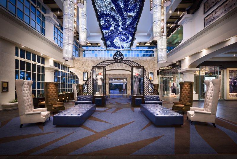 Hard Rock Riviera Maya - Family - HRHRiviera Maya Heaven Lobby <br/>Image from Leonardo