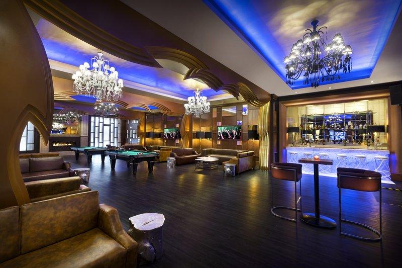 Hard Rock Riviera Maya - Family - HRHRiviera Maya Heaven Heaven Lounge <br/>Image from Leonardo