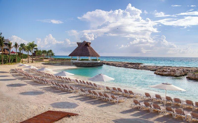 Hard Rock Riviera Maya - Family - HRH Riviera Maya Heaven  Beach Chairs <br/>Image from Leonardo