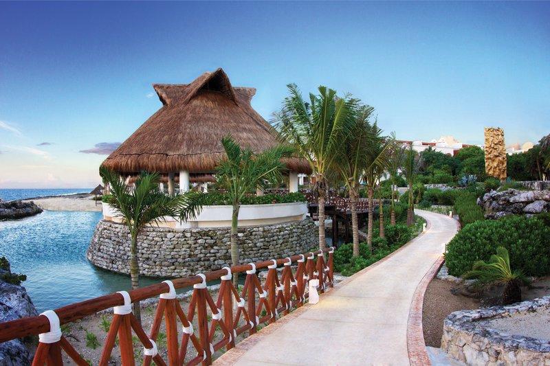Hard Rock Riviera Maya - Family - HRH Riviera Maya  Hacienda Walkway <br/>Image from Leonardo