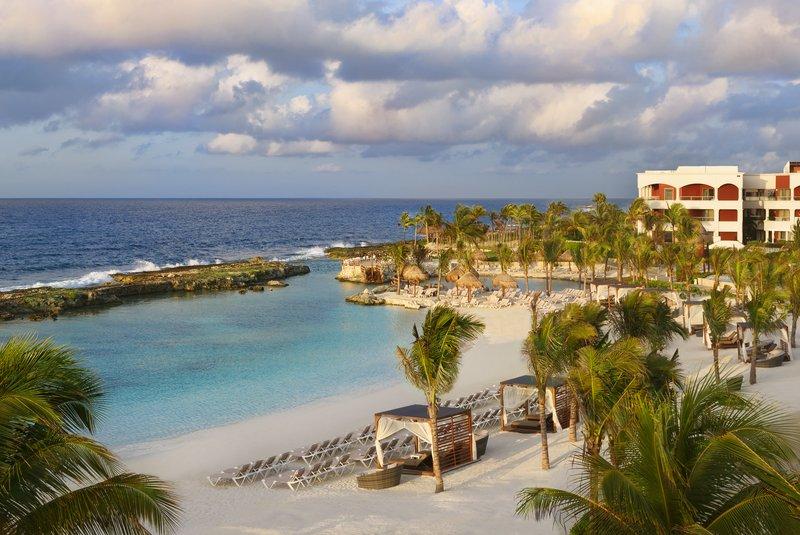 Hard Rock Riviera Maya - Family - HRHRiviera Maya Hacienda Family Beach <br/>Image from Leonardo