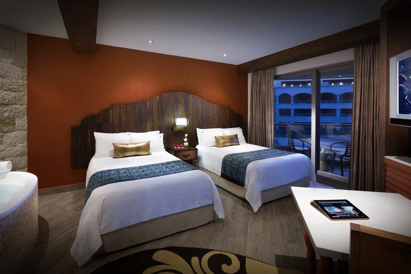 Hard Rock Riviera Maya - Family - HRHRiviera Maya Hacienda Double Guest Room <br/>Image from Leonardo