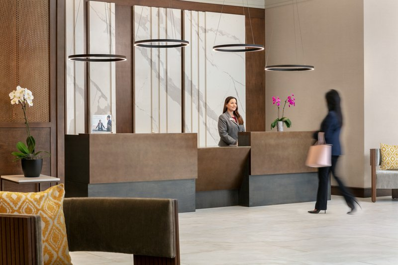 Crowne Plaza Philadelphia - King of Prussia-Our friendly and knowledgeable concierge will help with anything<br/>Image from Leonardo