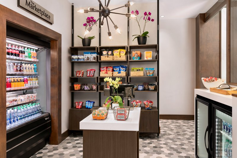 Crowne Plaza Philadelphia - King of Prussia-Our hotel's sundry shop offers light refreshments and drinks.<br/>Image from Leonardo