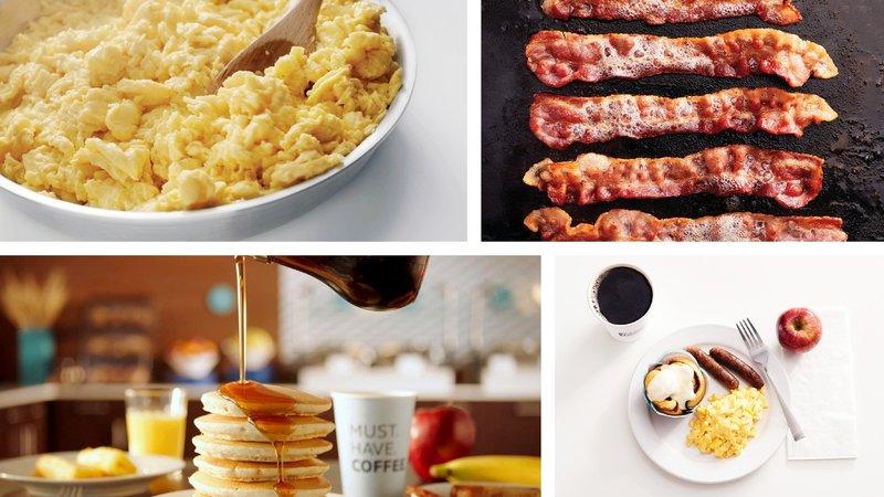 Holiday Inn Express Roanoke-Civic Center-Complimentary Breakfast Daily<br/>Image from Leonardo