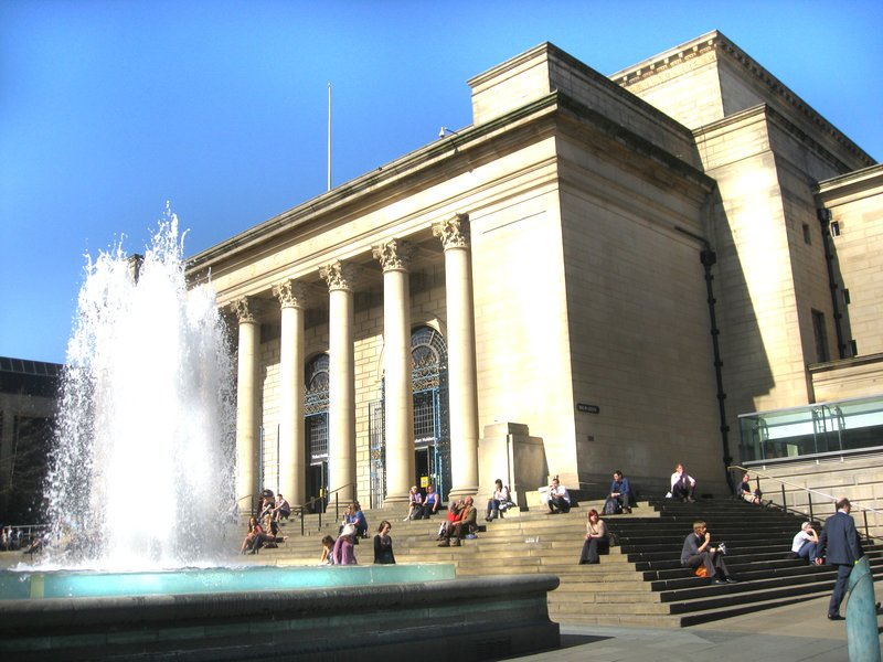 Holiday Inn Sheffield-Sheffield City Hall is a 10 minute walk from the hotel<br/>Image from Leonardo