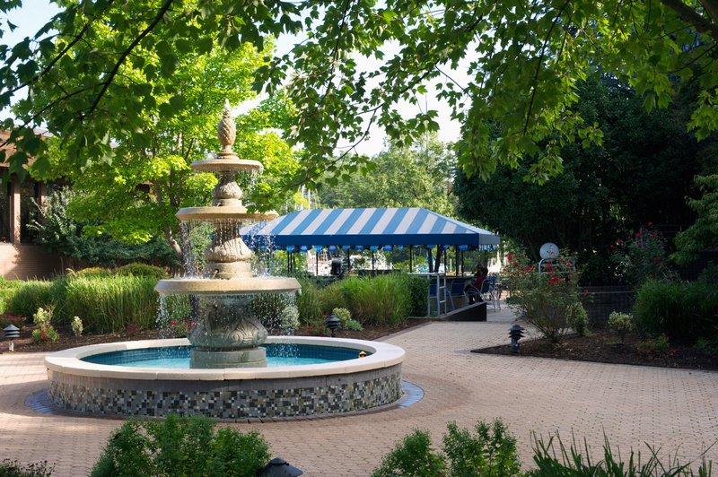 Holiday Inn Solomons-Conf Center & Marina-Guest Patio<br/>Image from Leonardo