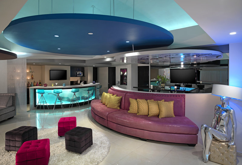 Hard Rock Hotel Vallarta-HRHVRock Star Suite Bar<br/>Image from Leonardo