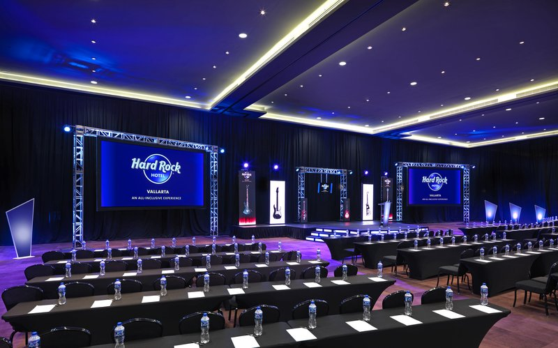 Hard Rock Hotel Vallarta-HRHVMeetings Setup Sanctuary<br/>Image from Leonardo