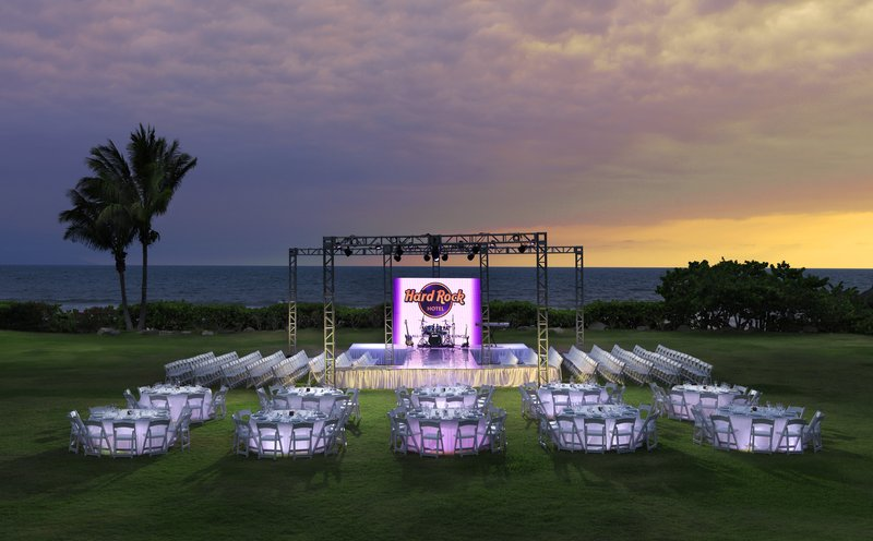 Hard Rock Hotel Vallarta-HRHVEvent Setup Sunset Garden<br/>Image from Leonardo