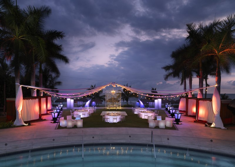 Hard Rock Hotel Vallarta-HRHVEvent Setup Pool<br/>Image from Leonardo