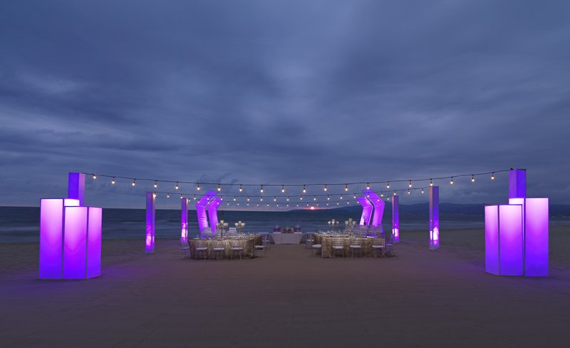 Hard Rock Hotel Vallarta-HRHVEvent Setup Beach<br/>Image from Leonardo