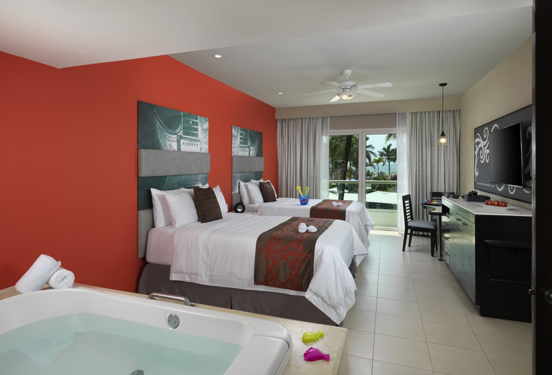 Hard Rock Hotel Vallarta-HRHVDeluxe Family Room<br/>Image from Leonardo