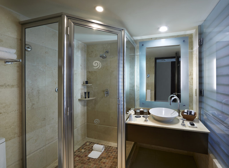 Hard Rock Hotel Vallarta-HRHVDeluxe Bathroom<br/>Image from Leonardo