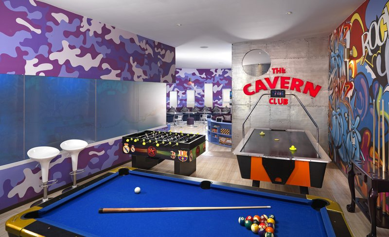 Hard Rock Hotel Vallarta-HRHVCavern Club Upstairs<br/>Image from Leonardo