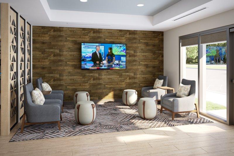 Candlewood Suites Aransas Pass-Lobby Lounge<br/>Image from Leonardo